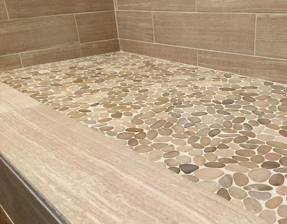 Zen Paradise Fine Pebble Amp Stone Tiles
