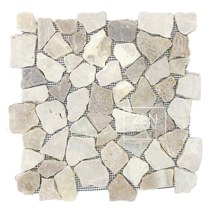 Mosaic Tile Zen Paradise