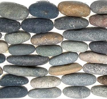 Zen Paradise Standing Pebble Tile